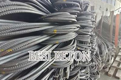 BESI BETON, HARGA BESI BETON, HARGA BESI BETON PER BATANG 2017