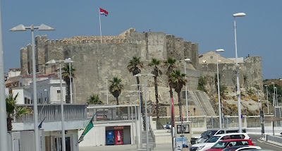Castillo de Guzmán el Bueno, Tarifa