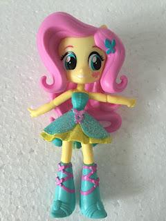 MLP Fall Formal Fluttershy Equestria Girls Mini Figure on Ebay