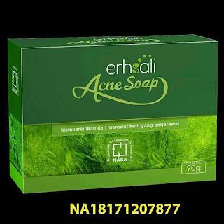 Gambar Erhsali Acne Soap