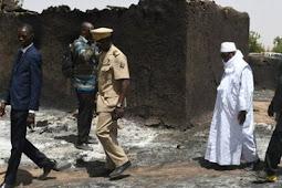 Muslim Fulani Di Mali Korban Pembantaian Bertambah Jadi 160 Orang