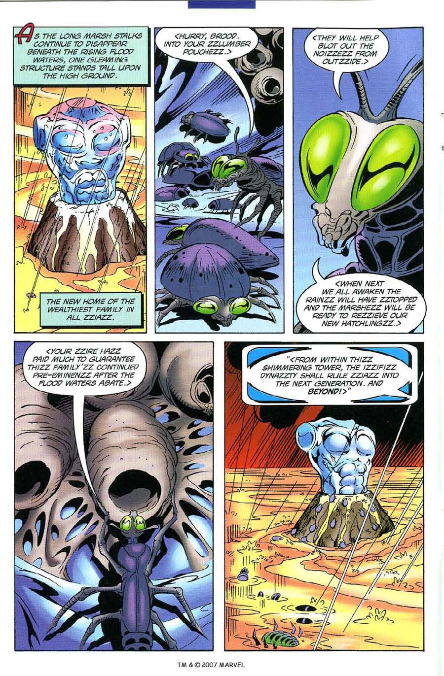 Read online Silver Surfer (1987) comic -  Issue #116 - 12