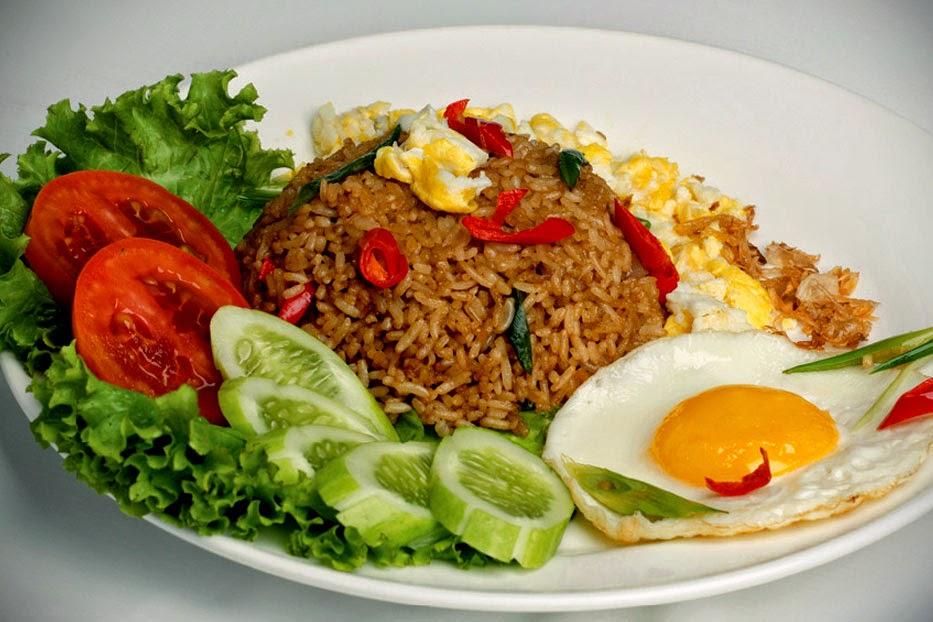 10 Jenis Nasi Goreng dari Pelbagai Negara di Dunia