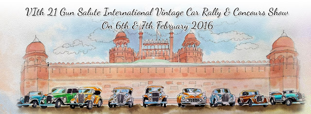 21 Gun Salute International Vintage and Classic Cars and Concours Show