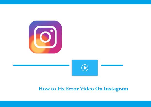 Video IG error