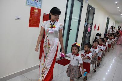 Tuyển sinh sư phạm mầm non tại Đồng Nai