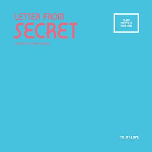 Secret   Letter From Secret [Mini Album] (2013)   Asia Collection