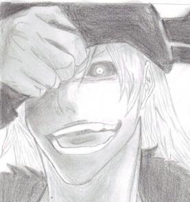 How To Draw Anime Bleach Hollow Ichigo Face