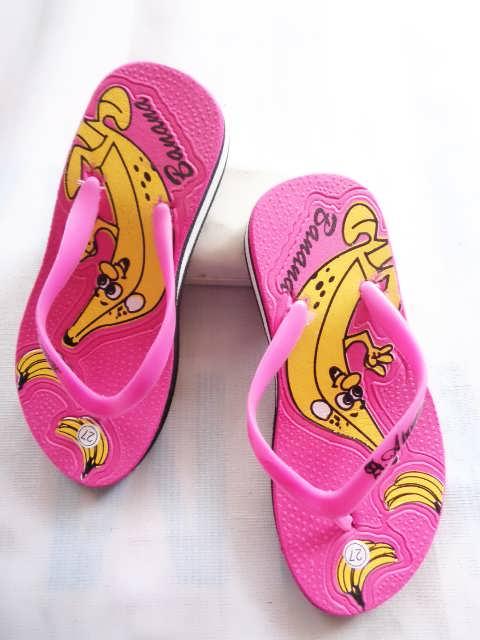 Wedges murah Banana - Distributor Sandal Spon | 082317553851