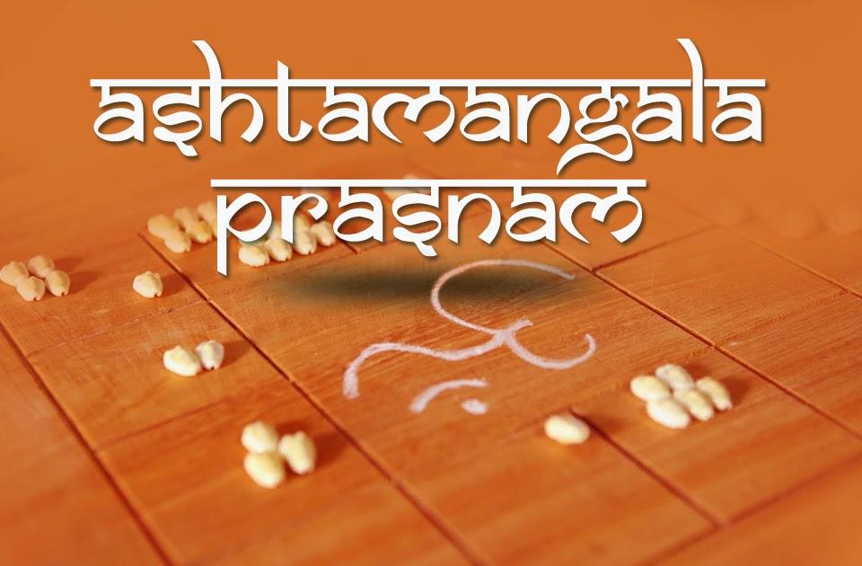 Ashtamangala Prasnam - Vedic Astrology Blog