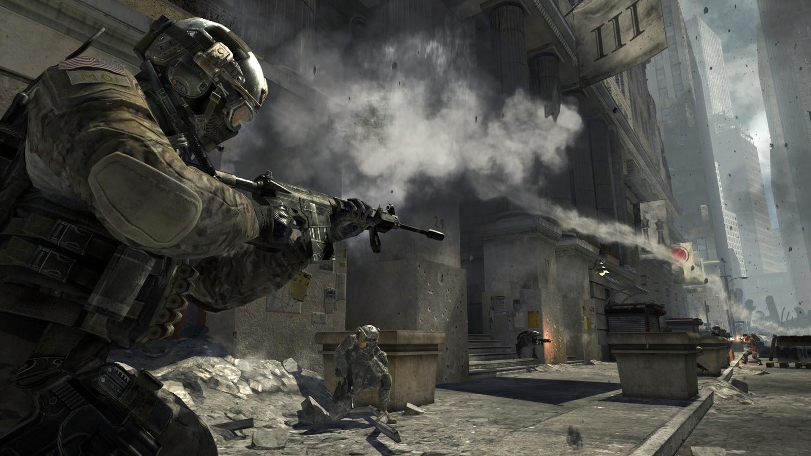 Call Of Duty Modern Warfare 3 Firestone