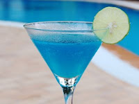 Cocktail Electrik Blue