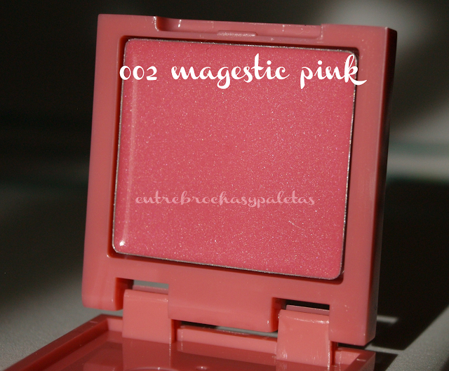 magestic pink royal blush rimmel london