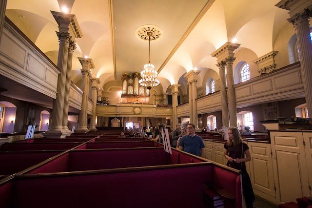 King chapel-Boston