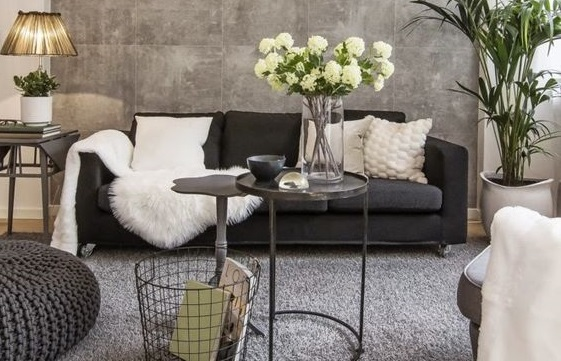 Idees salon deco meilleures images d 39 inspiration pour for Idee deco interieur salon