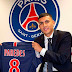 PSG sign Leandro Paredes  from Zenith St Petersburg on a 4-year deal