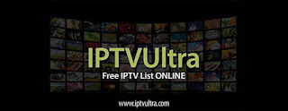 IPTVUltra - Free Stable Server IPTV Playlist M3U Stream URLs