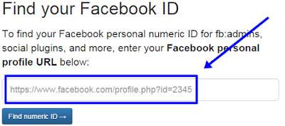 Cara Mudah Mengetahui ID Facebook Sendiri dan Orang Lain