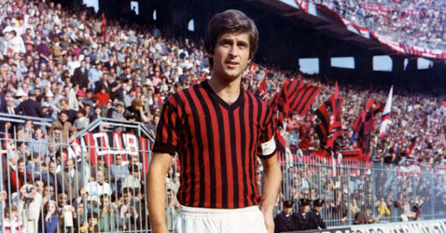 Gianni Rivera: Lendas da Champions League.