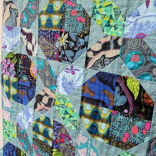 Anna Maria Horner sweet dreams fabric quilt