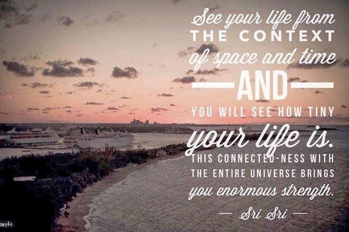 Quotes By Sri Sri Ravi Shankar: March 2014