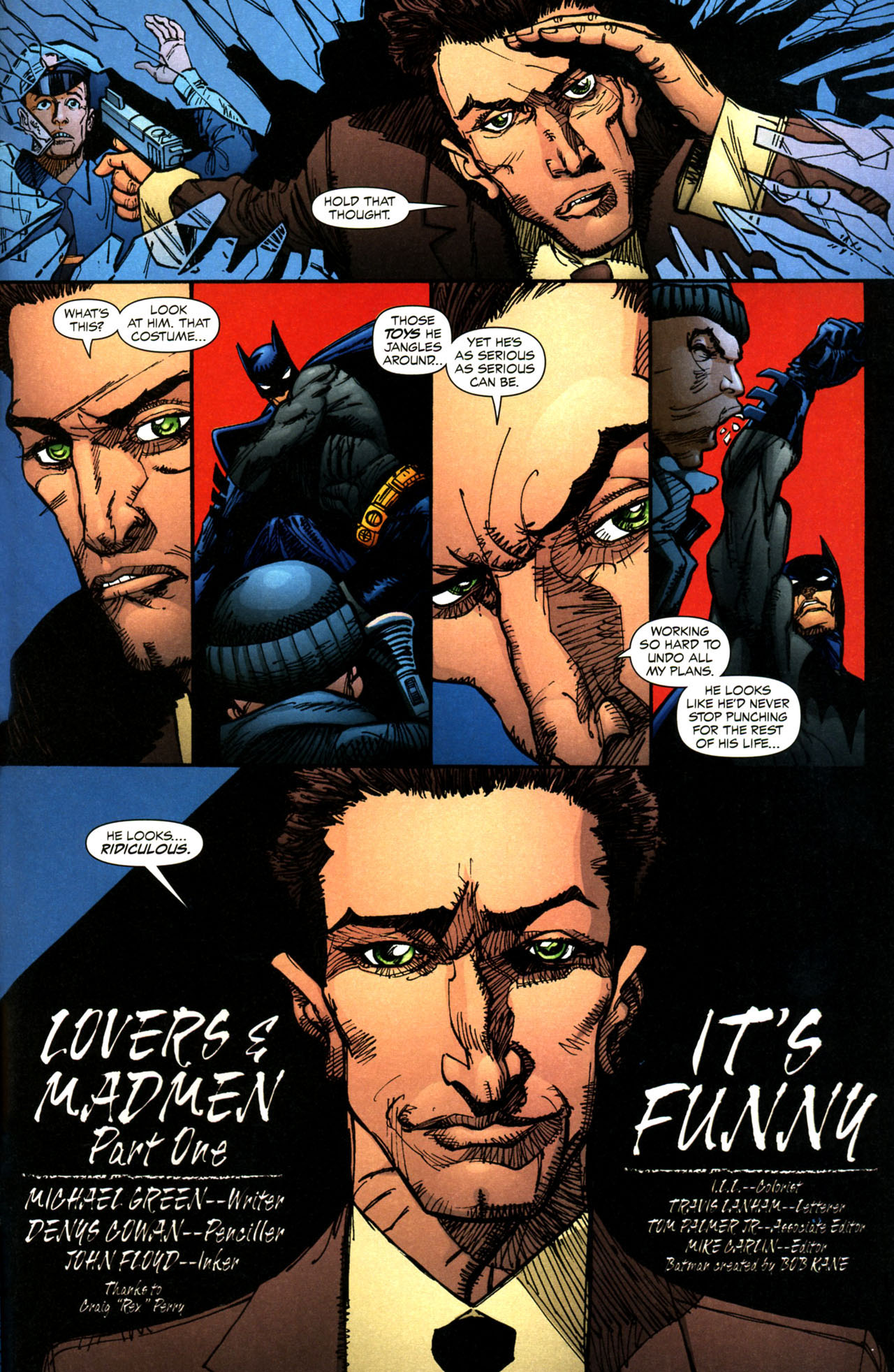 Batman Confidential Issue #7 #7 - English 24