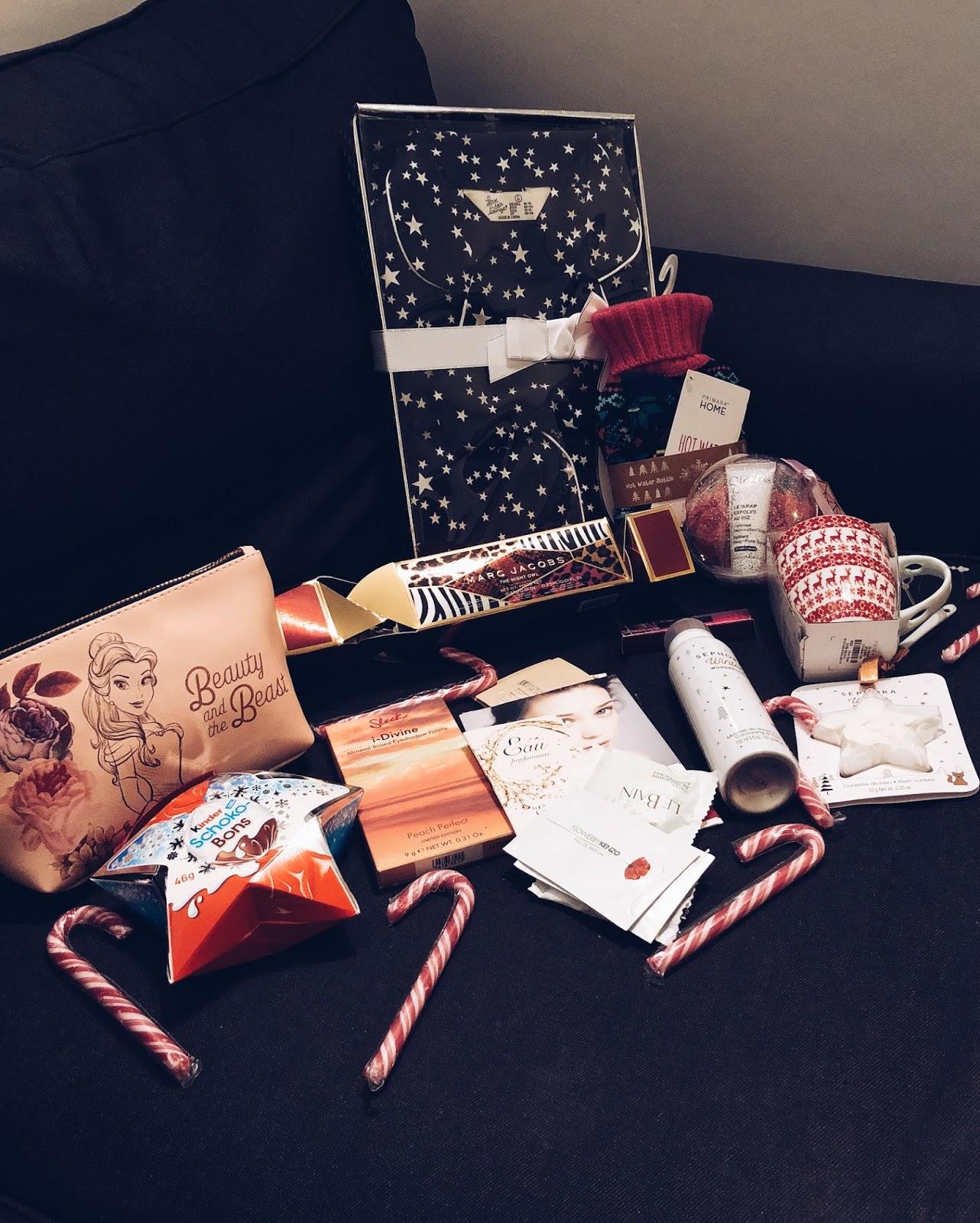 Wonderful Mes cadeaux et mon SWAP de Noël - Aury Culaire FJ26