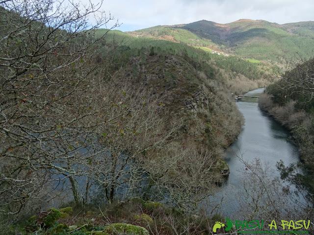 Meandros del Río Navia