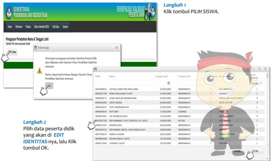 Panduan Lengkap Vervalpd Di Vervalpd Data Kemdikbud Go Id