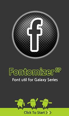 Cara Mengganti Font Handphone Android Tanpa Root