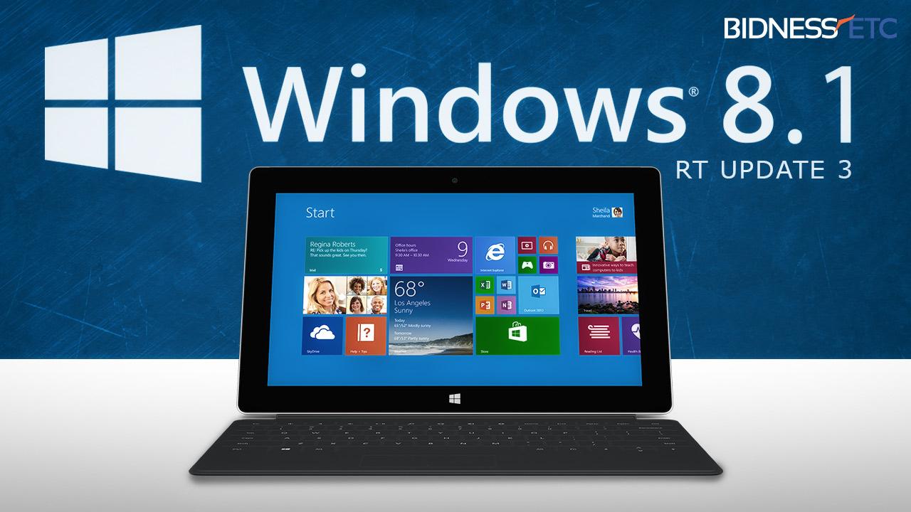 Windows 8 1 update 3 original and lite light 32 64bit x86 for Windows official website