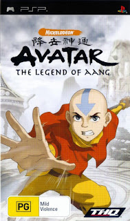 Avatar The Legend of Aang Iso
