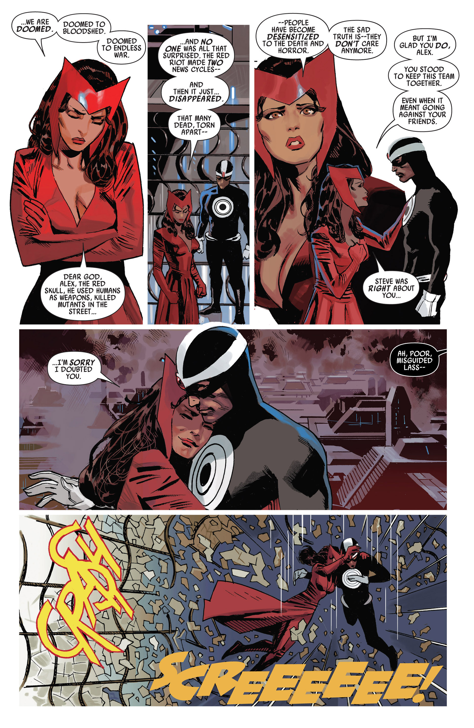 Read online Uncanny Avengers (2012) comic -  Issue #10 - 7