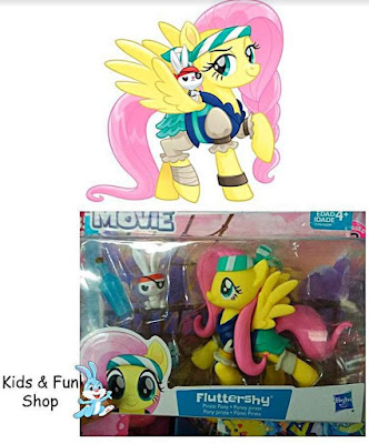 Fluttershy Guardians of Harmony Movie Pirate Appears in Thailand