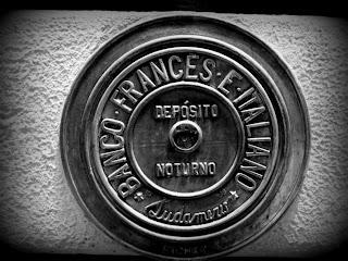 Banco Francês e Italiano - São Paulo