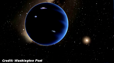 Evidence of Giant Ninth Planet in Our Solar System