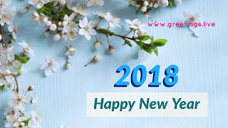 Admirable little cute flowers new year 2018 HD