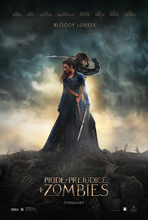 Download Film Pride and Prejudice and Zombies (2016) BluRay 1080p Subtitle Indonesia