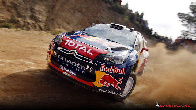 Sébastien Loeb Rally Gameplay Screenshot 4