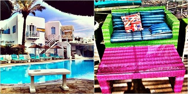 Mykonos palace hotel