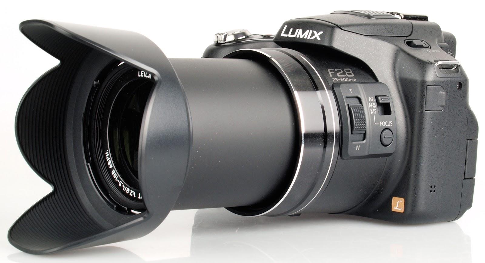 Panasonic Lumix Fz200 Megazoom Camera