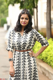 Swathi Reddy Looks super cute at London Babulu theatrical trailer launch ~  Exclusive 040.JPG