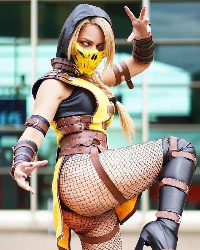 rocío madariaga cosplay