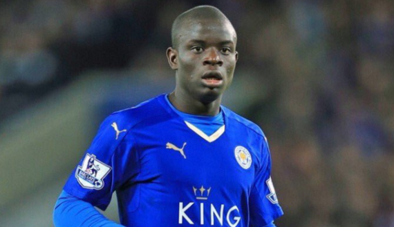 Thierry Henry has heaped massive praise over France midfielder N'Golo Kante.