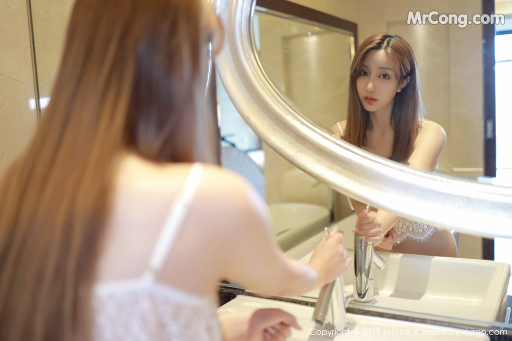 Image MFStar-Vol.211-Betty-MrCong.com-005 in post MFStar Vol.211: Betty林子欣 (41 ảnh)