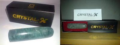 Crystal X Asli dari masa ke masa generasi pertama