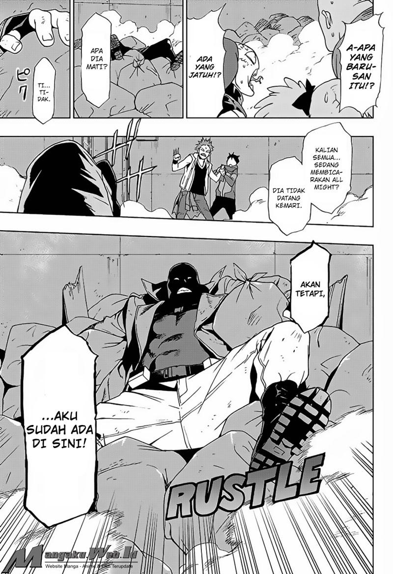 Vigilante – Boku no Hero Academia Illegal Chapter 01-33
