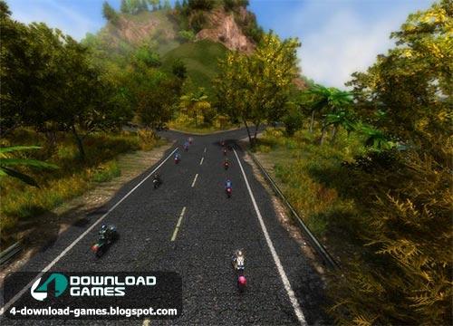 لعبة موتوسكيلات Moto Racing 2 مجانا