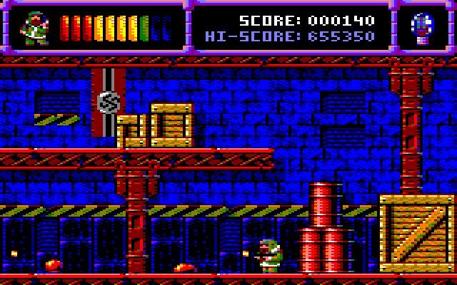 AMSTRAD CPC 3 super nouveaux jeux en court DaRt1foXUAAbZA5