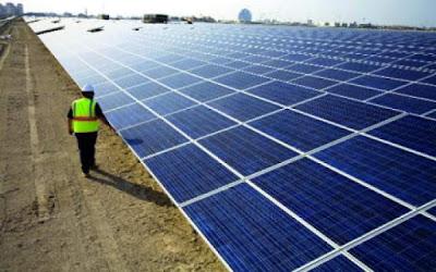 مستقبل الطاقة الشمسية، السعودية و سوفت بنك SoftBank تعلنان عن أكبر مشروع طاقة شمسية في العالم